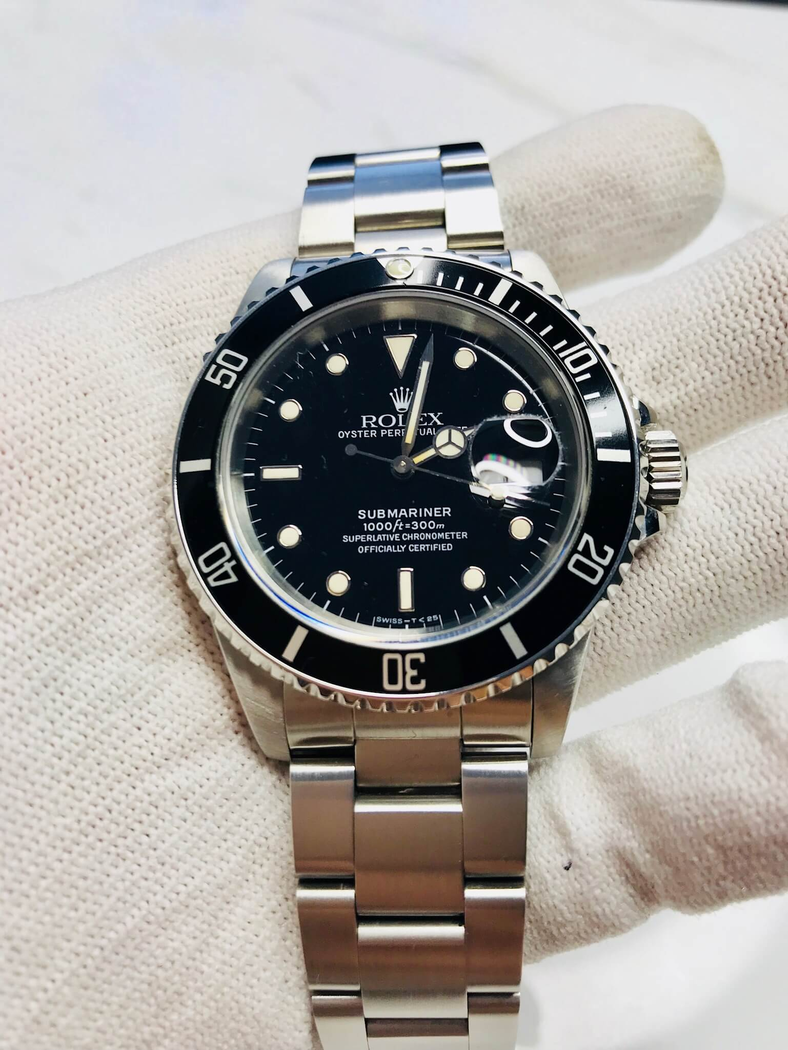 Rolex - Submariner with date