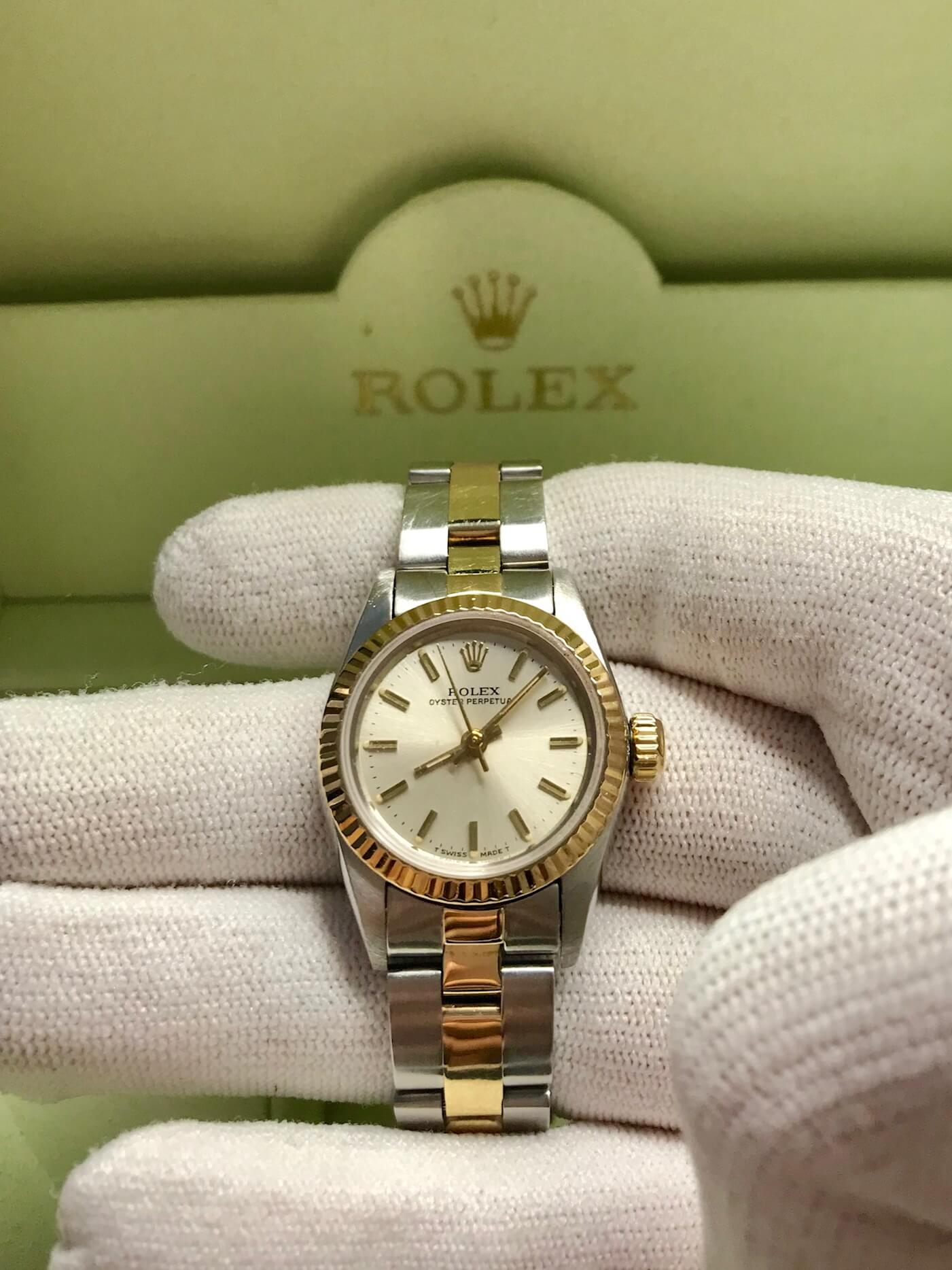 Rolex - Oyster Perpetual Lady