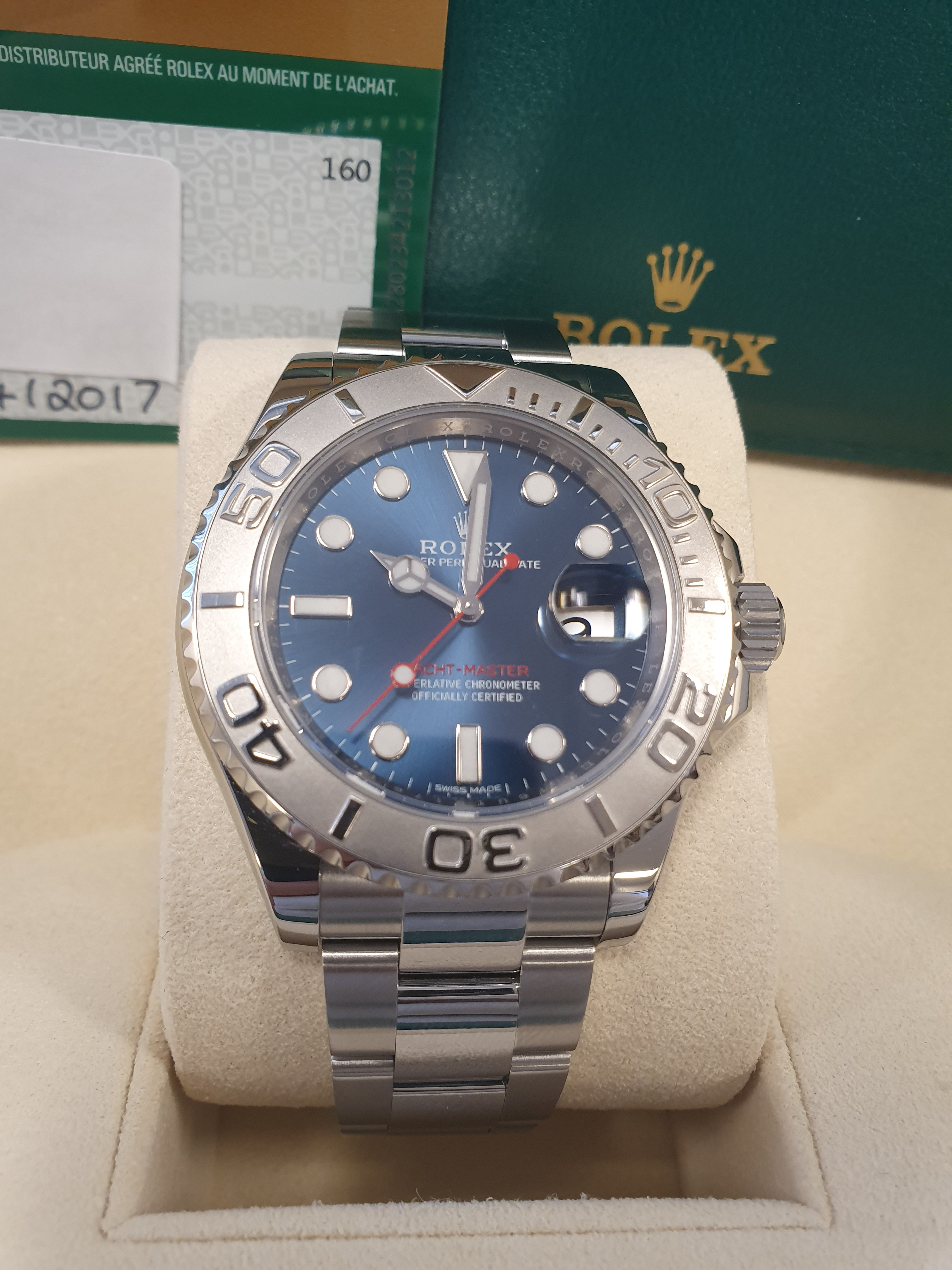 Rolex - Yachtmaster 40