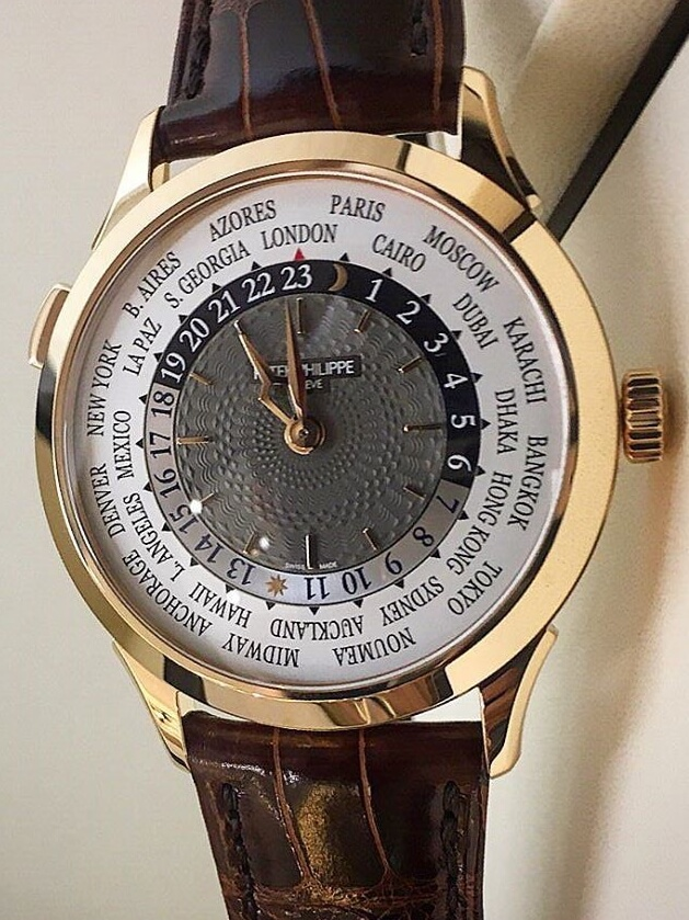 Patek Phillippe - World Time