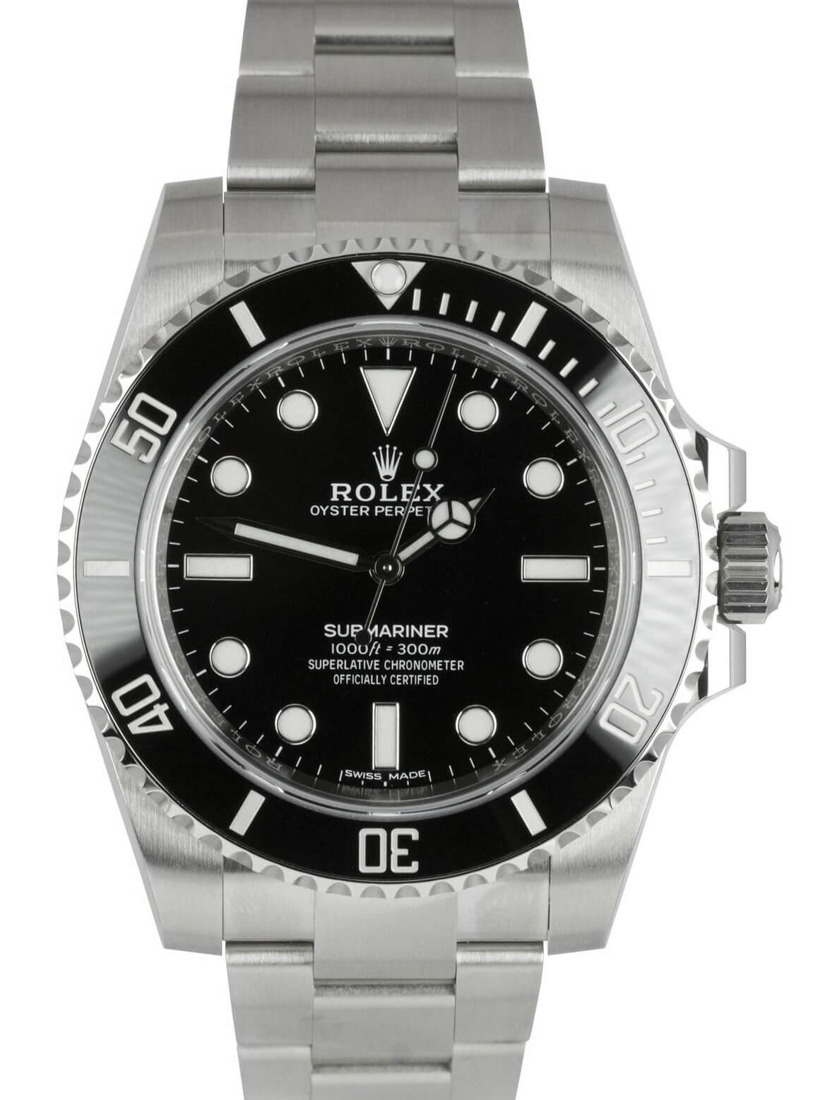 Rolex - Submariner (No Date)