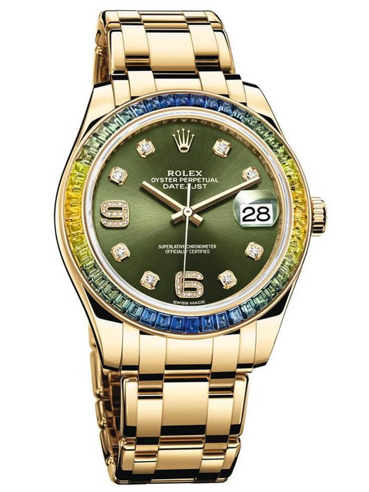 Rolex - Pearlmaster