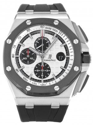 Audemars Piguet - Royal Oak Offshore Chronograph Steel And Ceramic