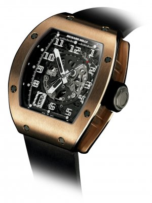 Richard Mille - RM 010 Rose Gold