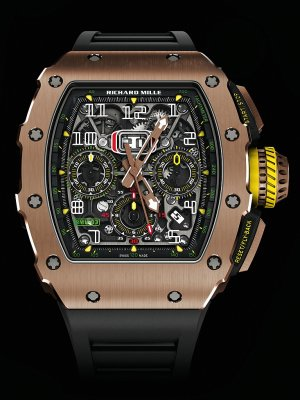 Richard Mille - RM 011-03 Rose Gold