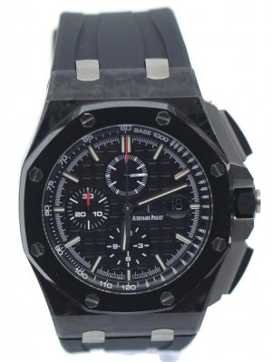 Audemars Piguet - Royal Oak Offshore Chronograph Carbon, Ceramic