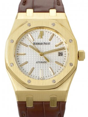 Audemars Piguet - Royal Oak Automatic 18k Yellow Gold