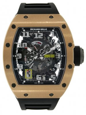 Richard Mille - RM030 Rose Gold