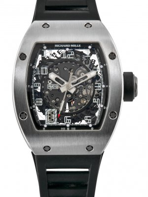 Richard Mille - RM 010 White Gold